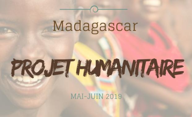 Visueel van project AIDEH : les infirmières en stage humanitaire à Madagscar
