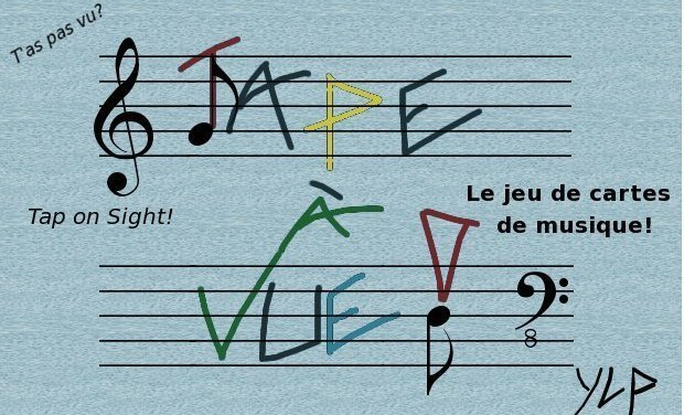 Project visual Tape à vue! (Tap on sight!)