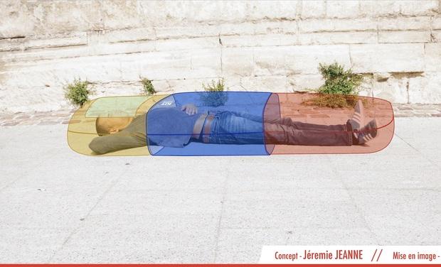 Visuel du projet Capsule de sommeil pour sans abris