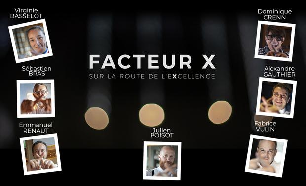 Visuel du projet FacteurX - Sur la route de l'excellence [ Objectif cinéma ]