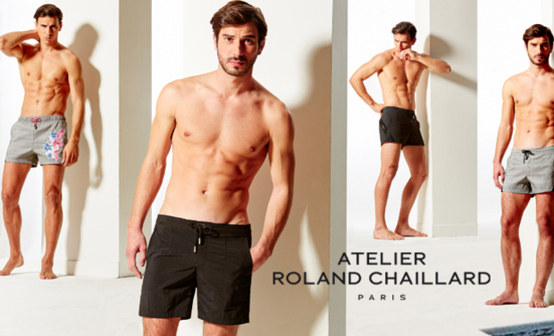 Project visual ATELIER ROLAND CHAILLARD, maillots de bain pour homme, sur-mesure Made in France