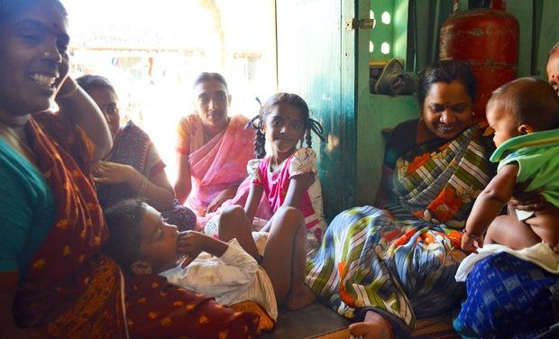 Visuel du projet Le documentaire Les Yeux des Femmes