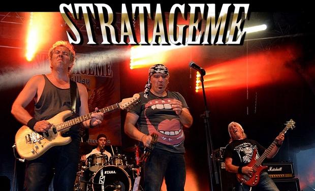 Visueel van project Nouvel Album de Stratageme