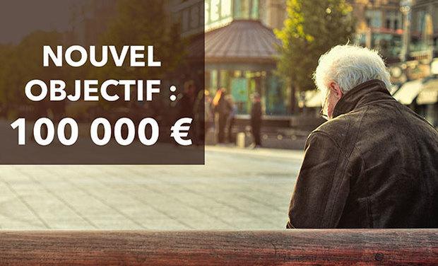 Project visual Un logement adapté pour personnes âgées en situation de précarité
