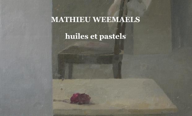 Omslagfoto van project Mathieu Weemaels huiles et pastels
