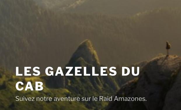 Visuel du projet Raid amazones - Les gazelles du CAB