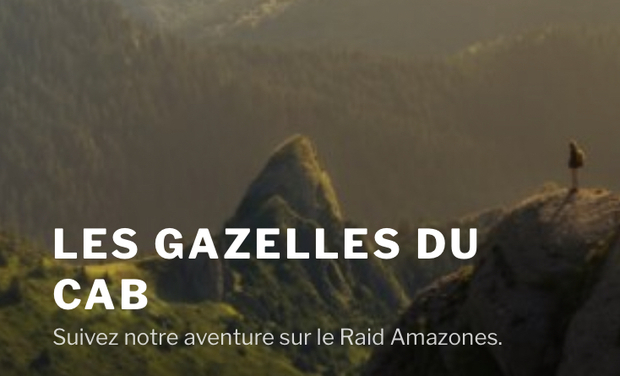 Project visual Raid amazones - Les gazelles du CAB