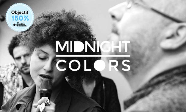 Image du projet 1er album de Midnight Colors