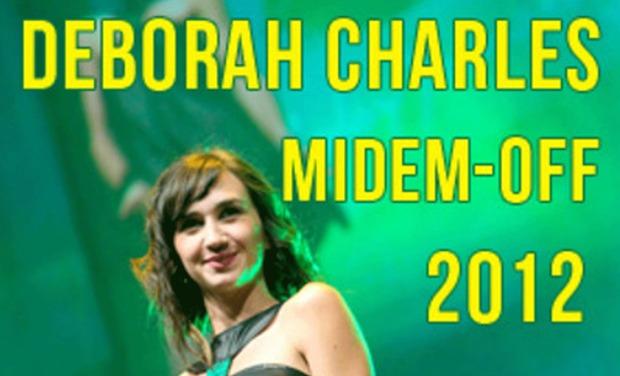 Visuel du projet Deborah Charles au MIDEM-OFF !