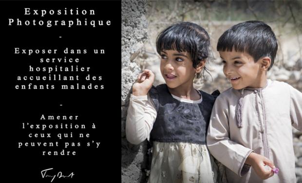 Visuel du projet Exposition solidaire : du voyage & de l'aventure pour TOUS