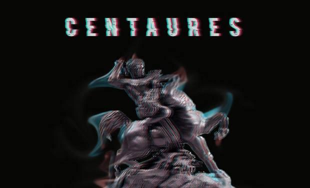 "Visuel du projet Album ""Centaures"""