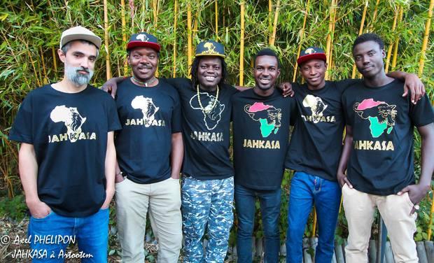 Project visual Soutenez la sortie du 3ème Album de Jahkasa !
