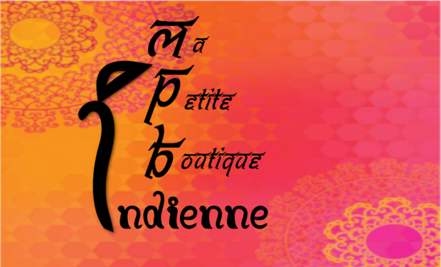 Project visual Ma Petite Boutique Indienne