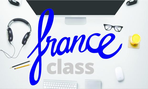 Visuel du projet Apprentissage du français en ligne