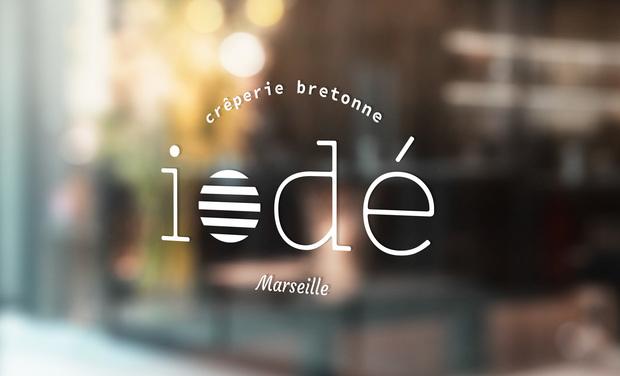 Visuel du projet Iodé, une crêperie bretonne à Marseille