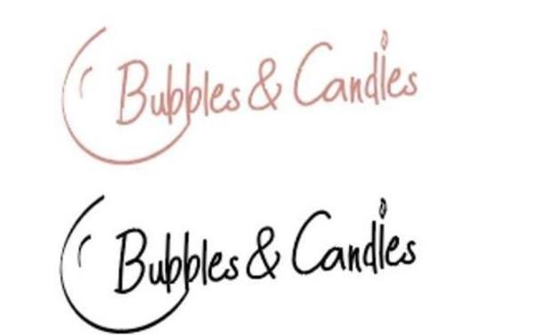 Visuel du projet Bubbles and Candles : création de produits pour le bain et bougies.