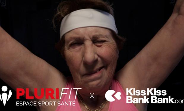Project visual Plurifit, 1er espace sport-santé adapté à Toulouse