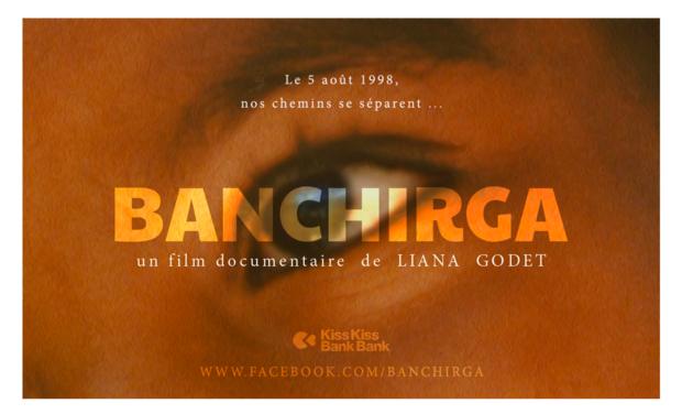 "Visuel du projet "" BANCHIRGA ""  -  Film Documentaire"