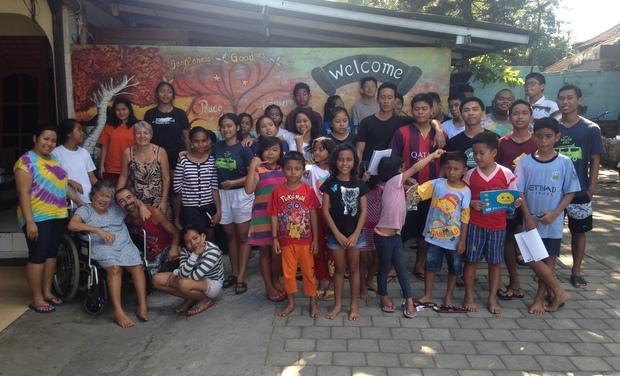 Visueel van project remise à neuf de l'orphelinat seeds of hope children's home