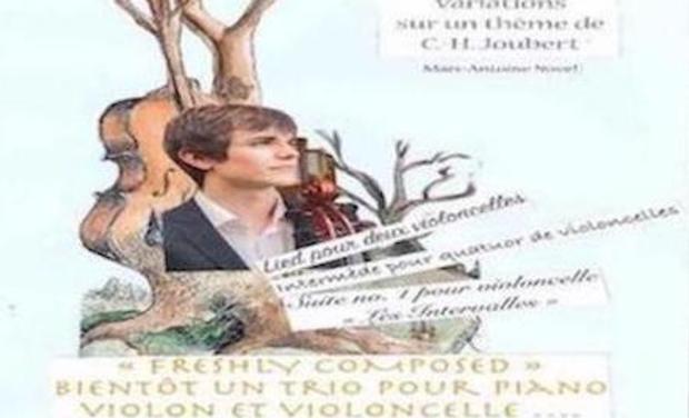 Visuel du projet Freshly Composed Marc-Antoine Novel
