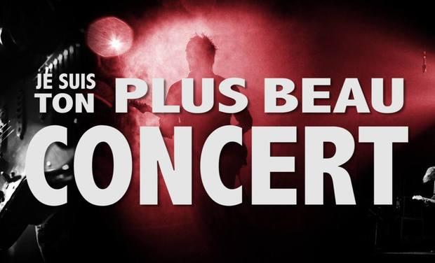 Project visual Je suis ton plus beau concert