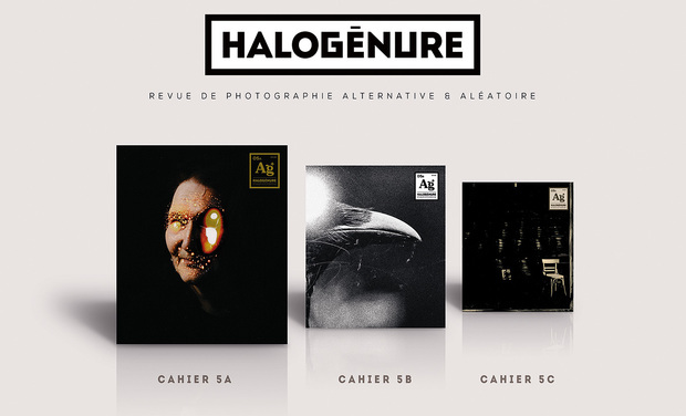 Project visual HALOGENURE #05