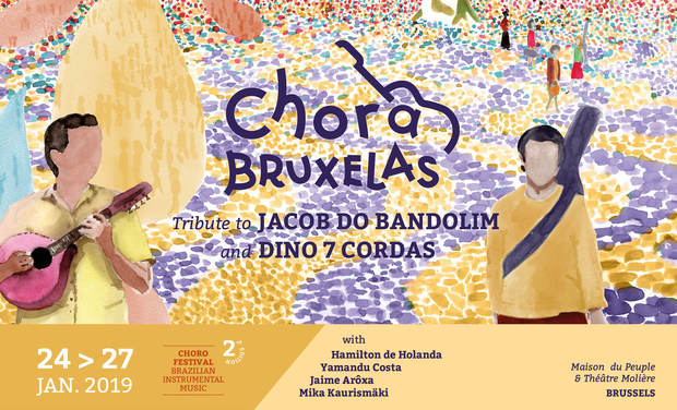 Visuel du projet CHORA BRUXELAS FESTIVAL II EDITION