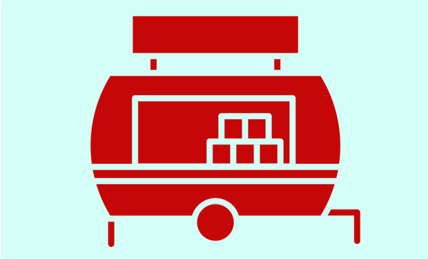 Visuel du projet Red Hot - Vintage Food Truck