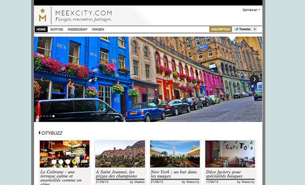 Visuel du projet Meexcity