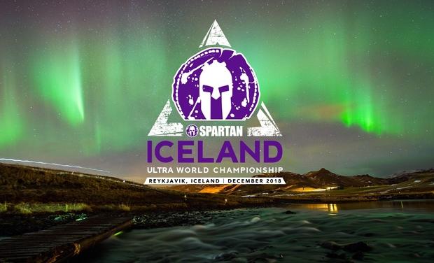 Visueel van project Participation au Ultra World Championship Spartan Race Iceland 2018