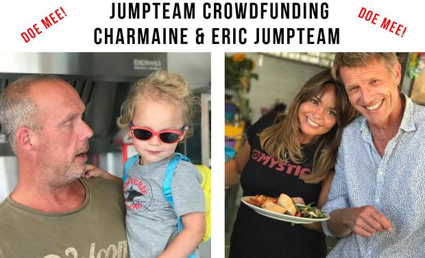 Visueel van project Jumpteam Crowdfunding