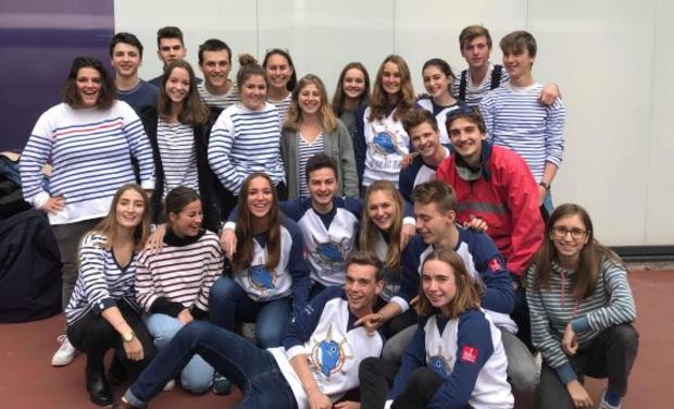 Visuel du projet SK Sailing Team: Objectif participer à la 38ème regate Spi Dauphine