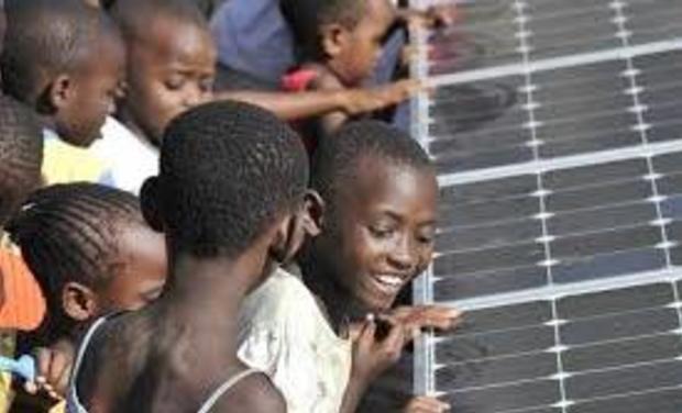 Visuel du projet Construction d'une micro-centrale solaire au village Afan-Essokyé