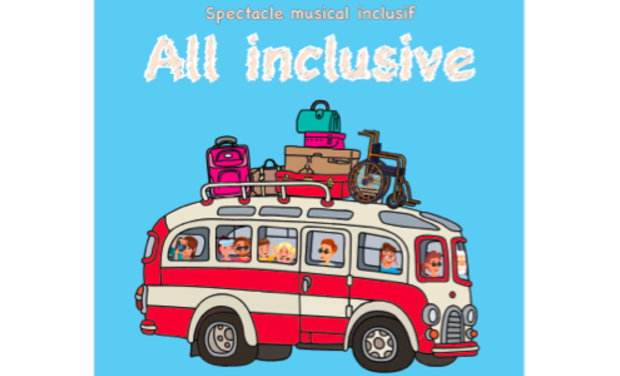 "Visuel du projet Spectacle musical : ""All Inclusive"""