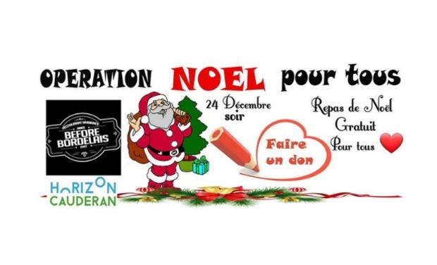 Visuel du projet Un Noël pour Tous