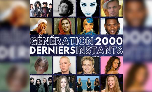 Visuel du projet GÉNÉRATION 2000