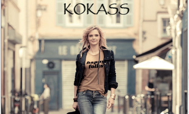 Project visual Pré-commande ton CD KOKASS