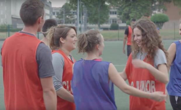 Visueel van project Co-Sportners : Créez, Organisez et rencontrez !