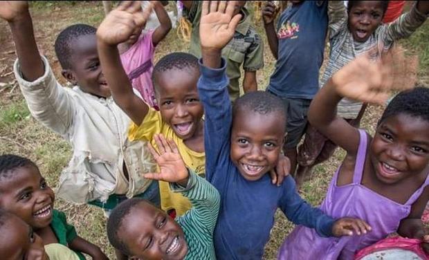 Project visual Une école au Mali