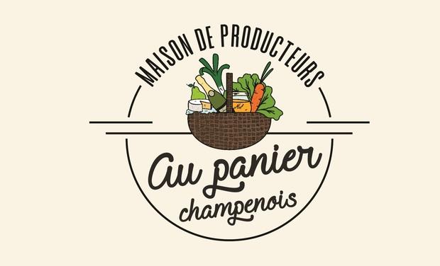 Project visual Au Panier Champenois, Maison de Producteurs