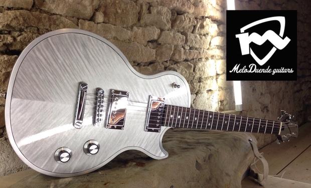 Project visual Meloduende Guitars une marque Française au pays de l'oncle Sam!