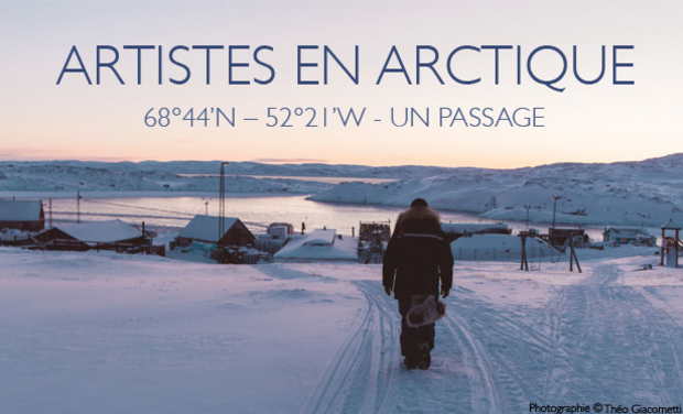Project visual Artistes en Arctique - Un passage