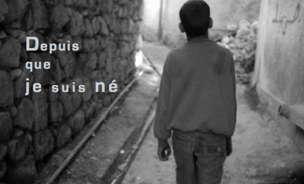 Visueel van project Depuis Que Je Suis Né