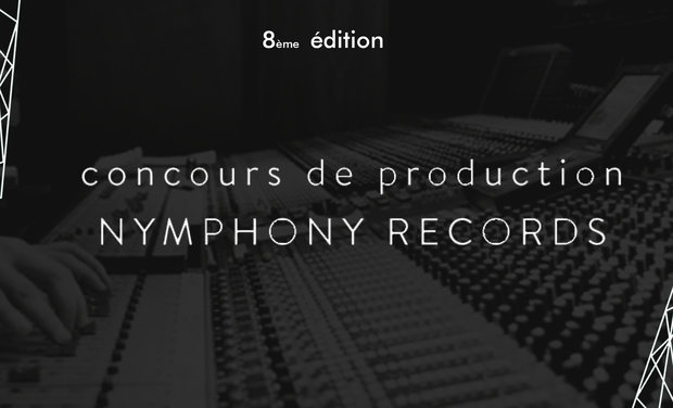 Visuel du projet Compilation Nymphony Records Vol. 8
