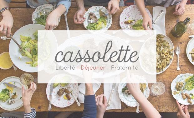 Visuel du projet Cassolette : Liberté, Déjeuner, Fraternité