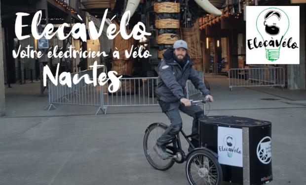 Visueel van project ElecàVélo - L'électricien à Vélo dans Nantes
