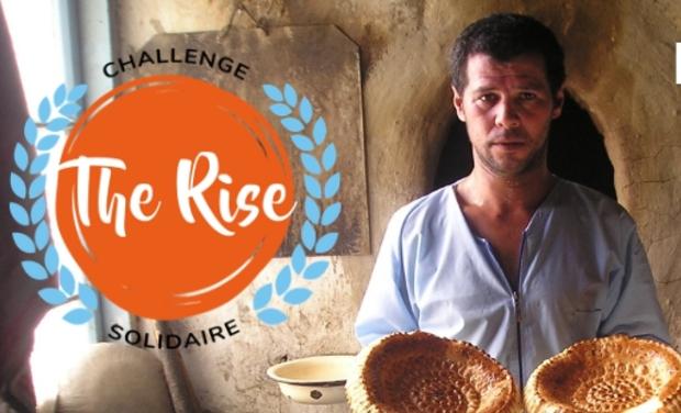 Visuel du projet Challenge The Rise