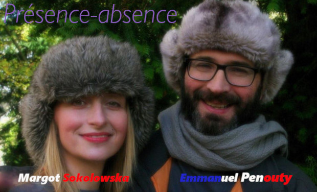 """Visuel du projet """"Présence-Absence"""" Résidence artistique en Pologne"""
