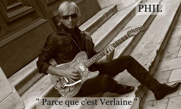 """Project visual """" PARCE QUE C'EST VERLAINE """""""