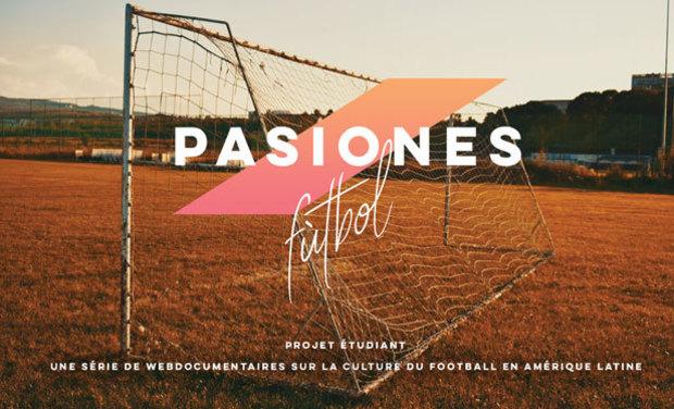 Image du projet Pasiones Fútbol
